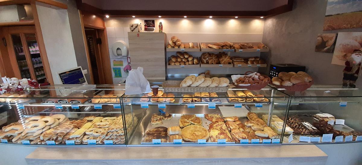 Kroatien Bäckerei