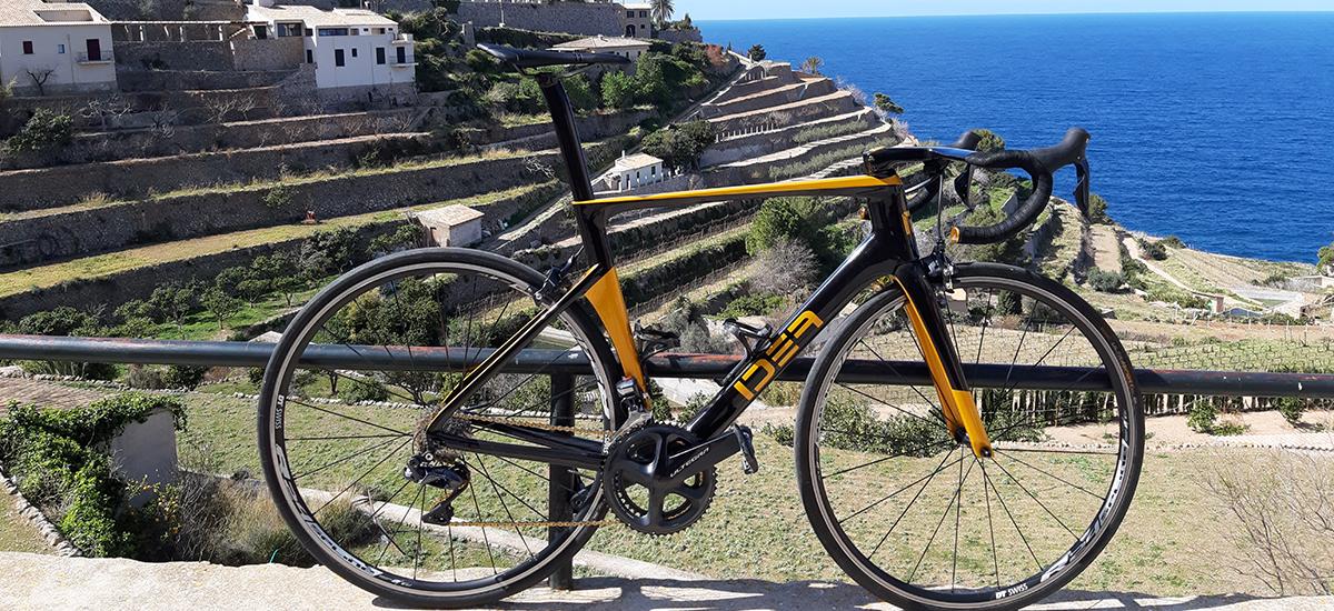 Majorque camping location de vélos