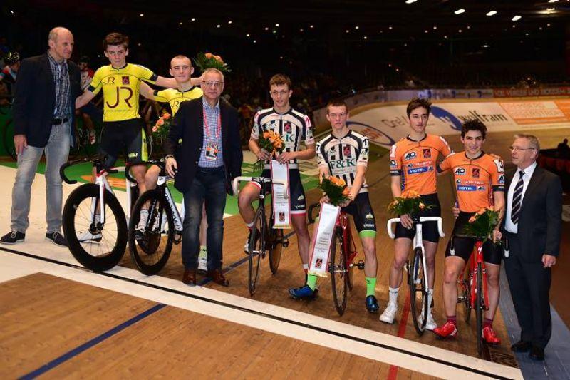 Juniors Dukla Praha third in Berlin