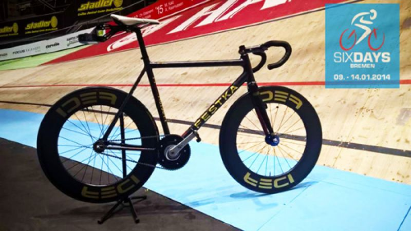 IDEA pro bike parts à Six Days à Brême