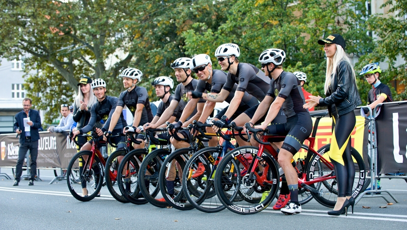 Rafkarna IDEA Cycling Team im Jahr 2020